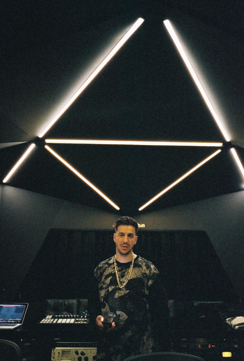 FERHAT TOPAL IS ON THE RUN Ufo361 X Red Bull Studios Berlin