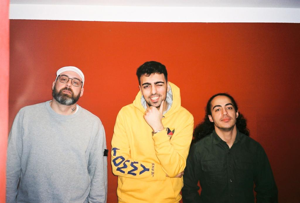 ferhattopal BRKN, dicker! mit Sido & Masud Akbarzadeh