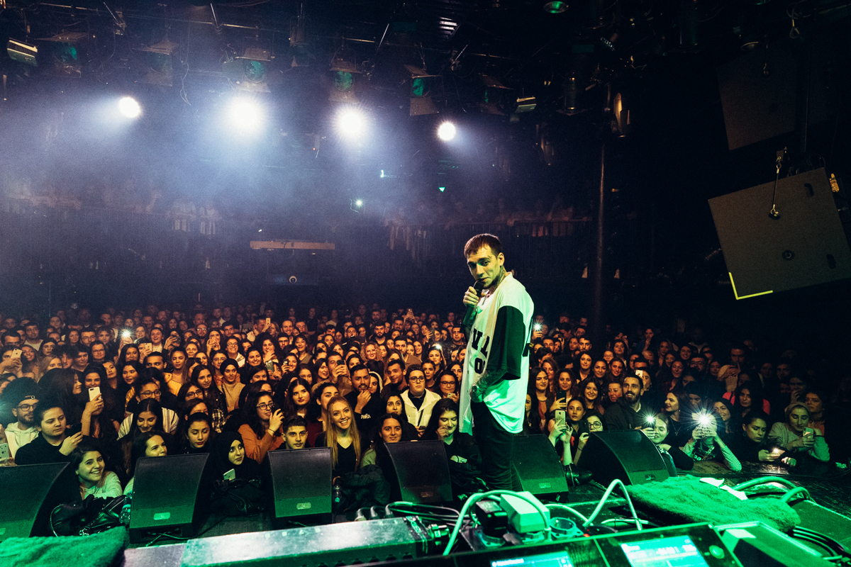 FERHAT TOPAL IS ON THE RUN Ezhel Europe Tour 2019
